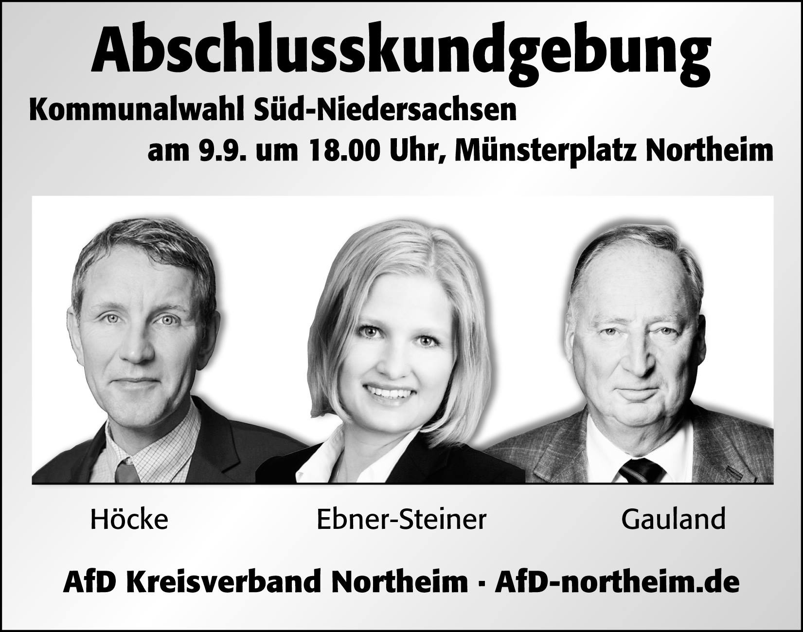 Kommunalwahl Gera
