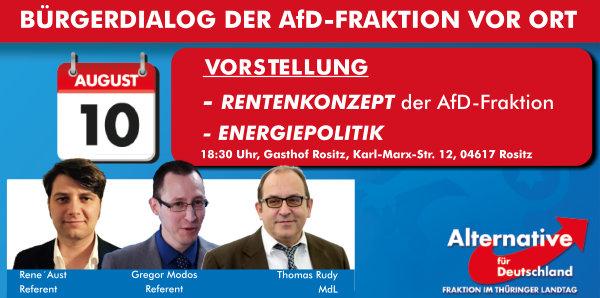 Rentenpolitik Afd